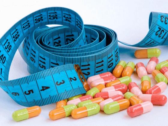 Препараты - быстро похудеть не получится