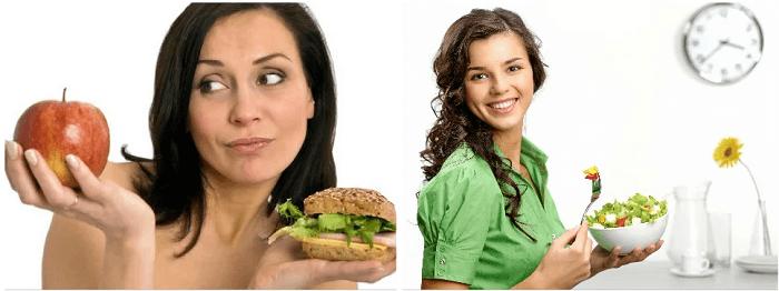 Как правильно питаться для похудения в домашних условиях