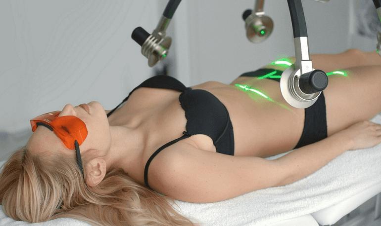 Аппаратный метод убрать живот